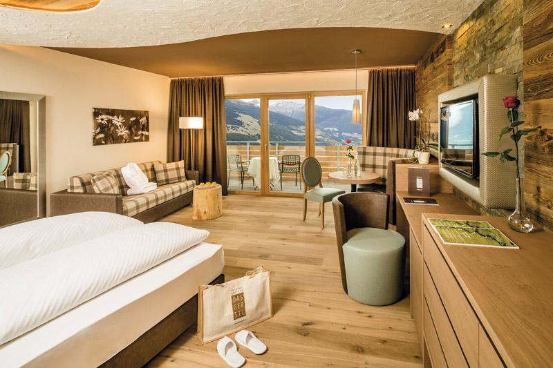 Suite für 2 Personen (50 qm)
