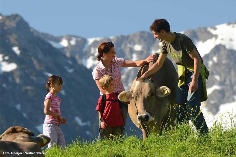 Familien-Erlebnisurlaub in Oberjoch