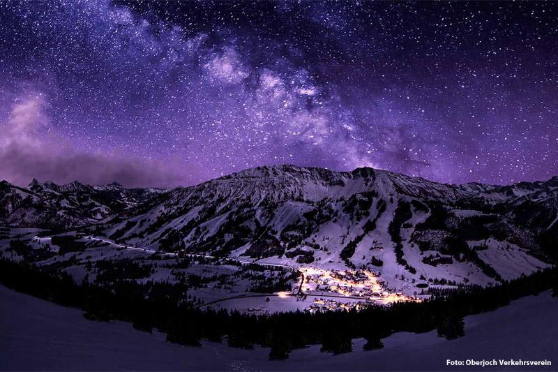 Winterurlaub in Oberjoch auf 1.200m Höhe