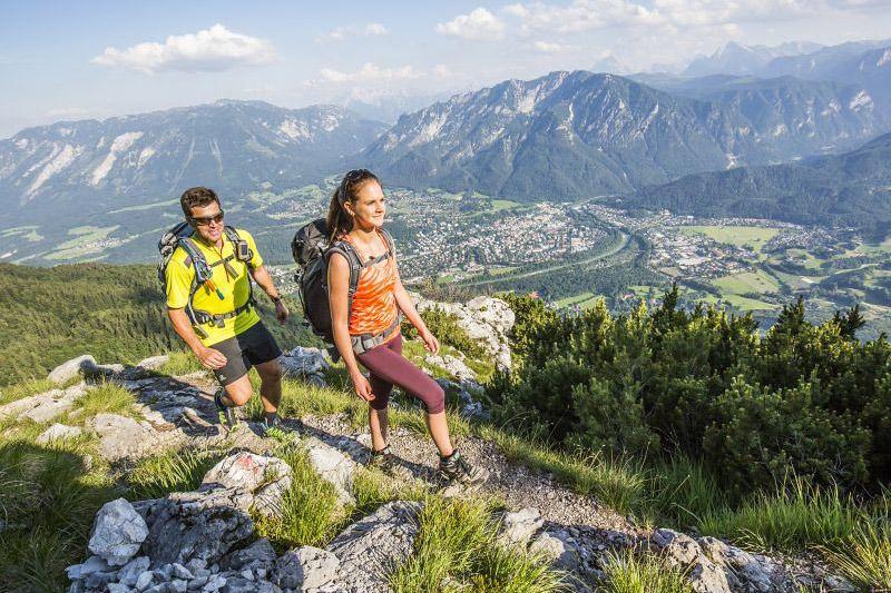 Wanderurlaub in den Bayerischen Alpen