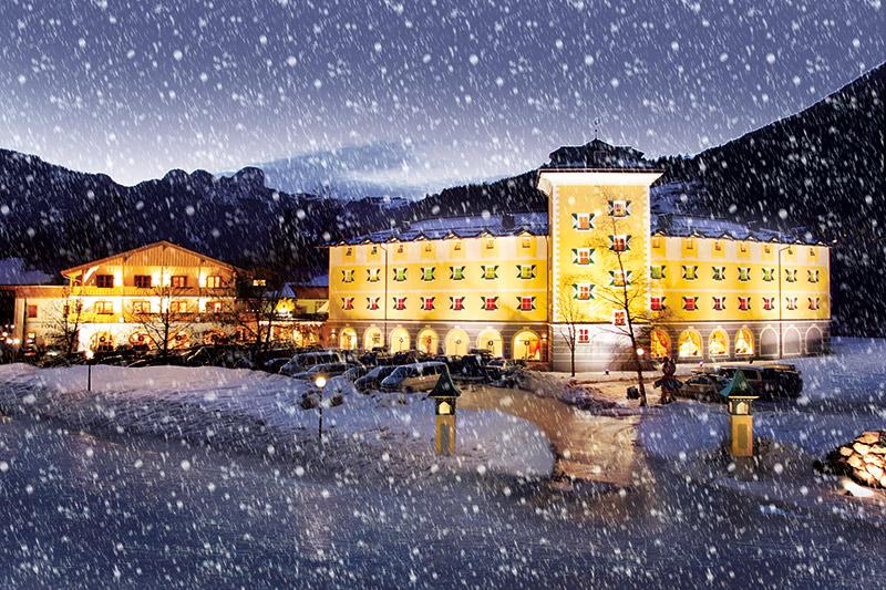 Winterurlaub im KinderHotel POST im Salzburger Land