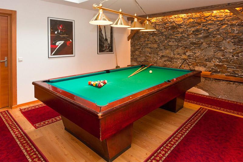 Billiardzimmer