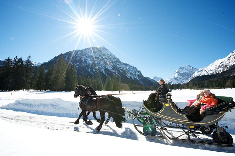 Romantikurlaub in Tirol