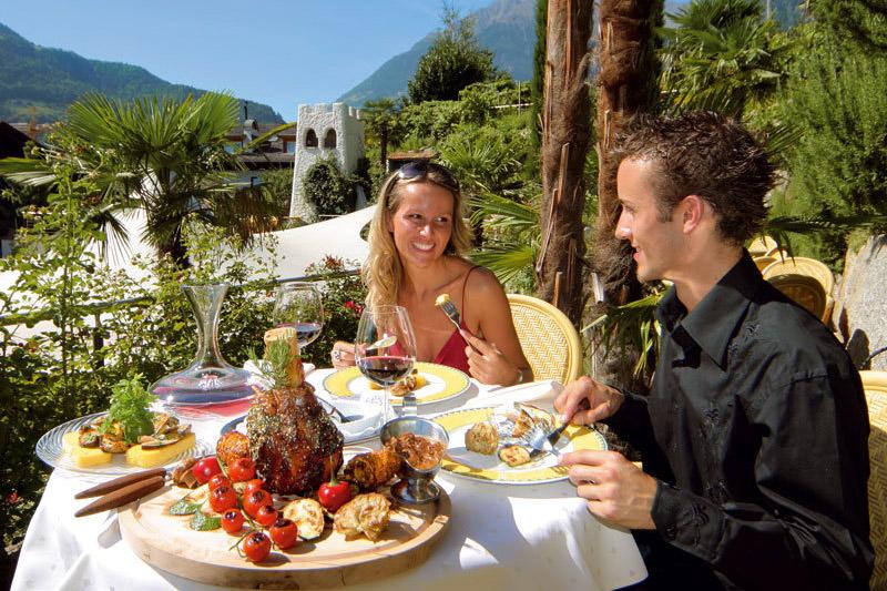 Kulinarisch geniessen in Südtirol