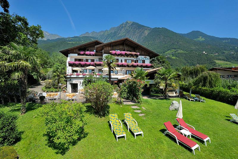 Sommerurlaub im Hotel Laurin