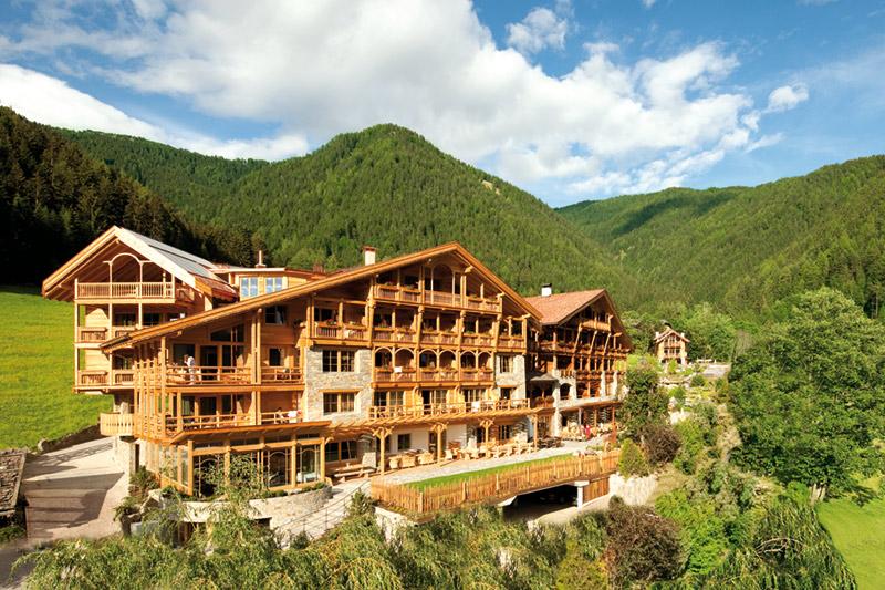 Sommerurlaub im Wellness-, Wander- und Naturhotel Lüsnerhof in Südtirol