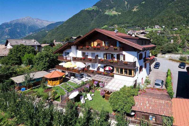 Sommerurlaub in der familiär geführten Pension Ortswies 37