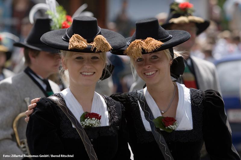 Tradition & Brauchtum im Zillertal