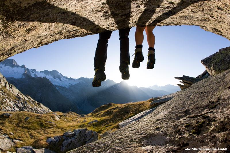Wanderurlaub im Zillertal