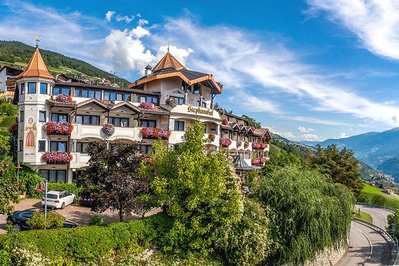 Sommerurlaub im Granpanorama Hotel StephansHof