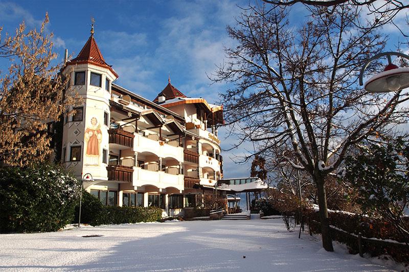 Winterurlaub im Granpanorama Hotel StephansHof