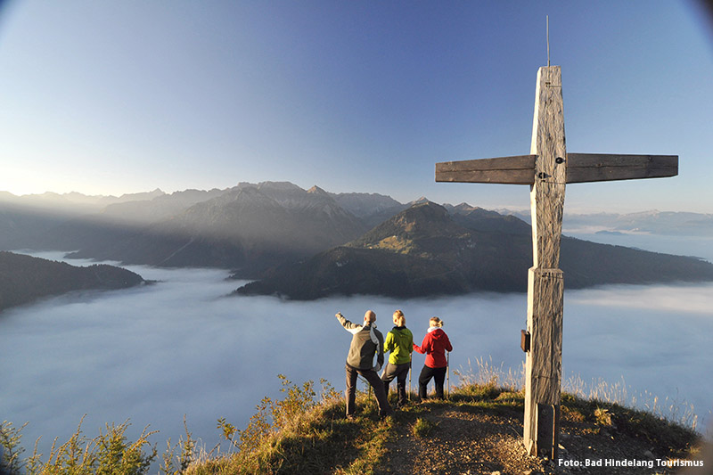 Oberjoch: Paradies zum Wandern im Allgäu