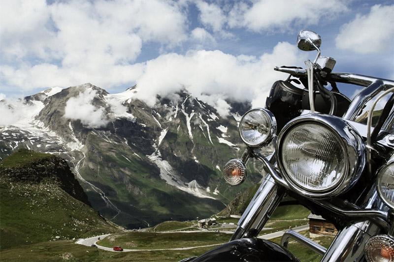 Motorradurlaub in den Kitzbüheler Alpen