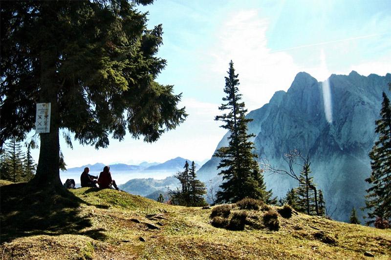 Wanderurlaub in den Kitzbüheler Alpen in Tirol