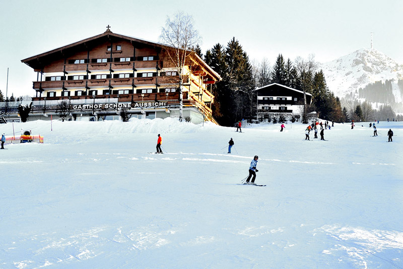 Winterurlaub in St. Johann in Tirol