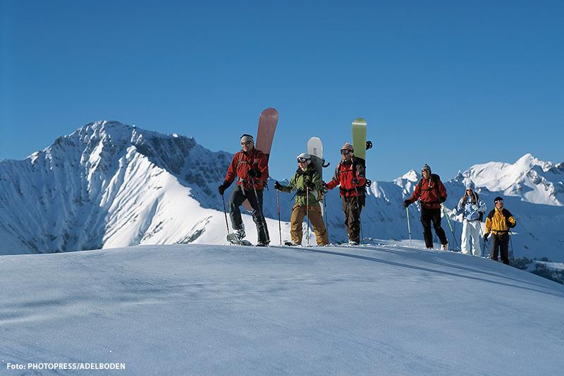 Geführte Skitouren Adelboden-Lenk