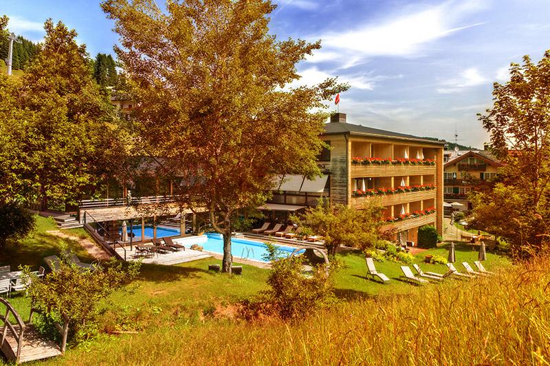 Herbsturlaub im Naturhotel Chesa Valisa