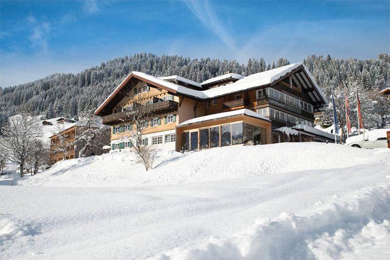 Winterurlaub im Naturhotel Chesa Valisa