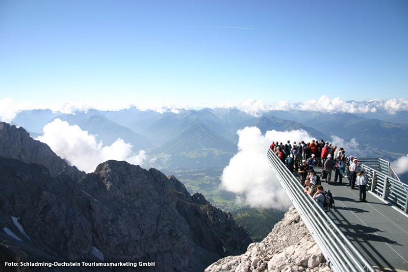 Aussichtsplattform Dachstein