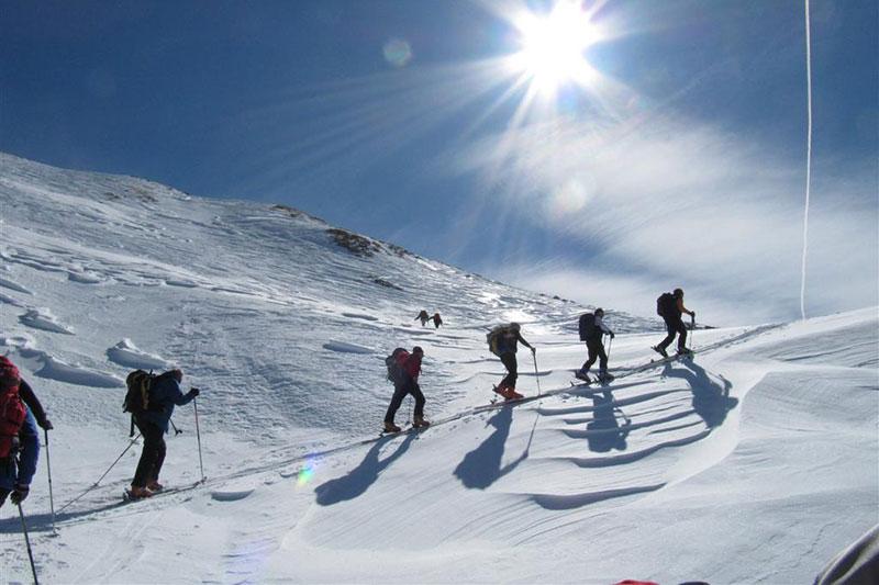 Skitour im Jaufental