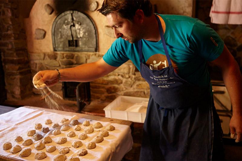 Hannes Rainer - einer der besten Gourmets Südtirols