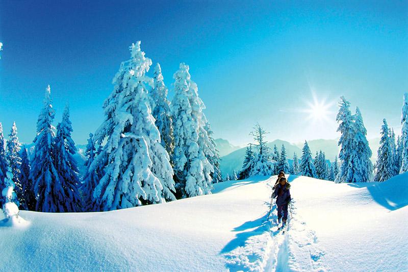 Winterurlaub in den Ammergauer Alpen