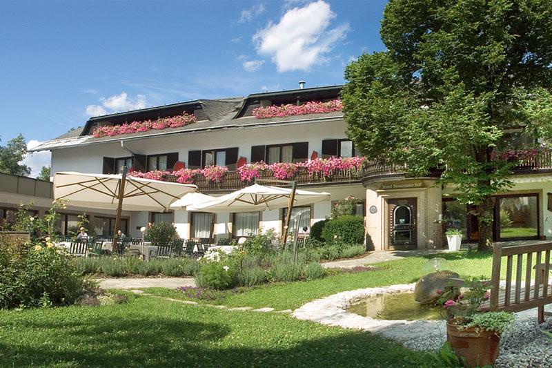 Sommerurlaub im Rosentaler Hof in Kärnten