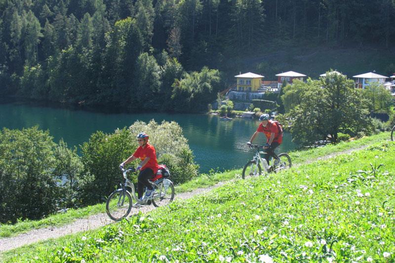 E-Bike-Tour zum Millstätter See
