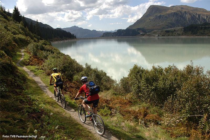 Mountainbiken in Tirol