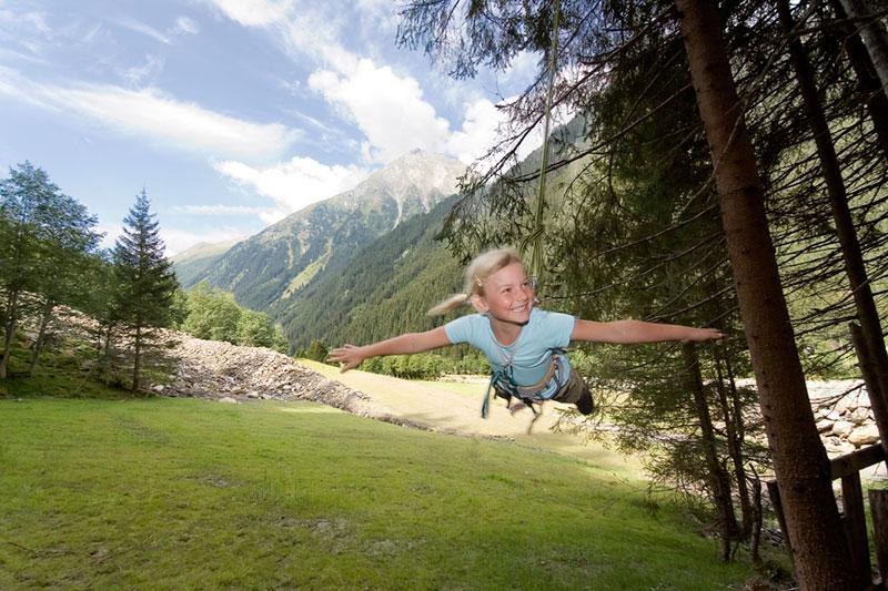 Familienurlaub in Osttirol