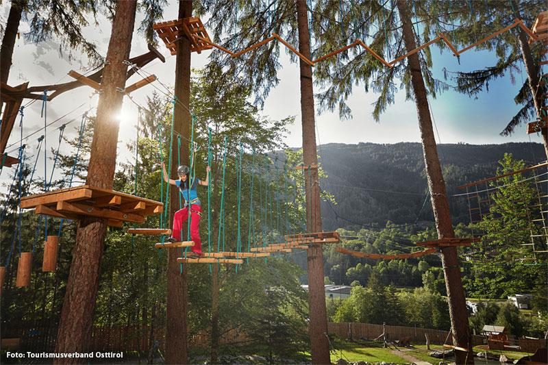 Erlebnispark Galitzenklamm/ Osttirol