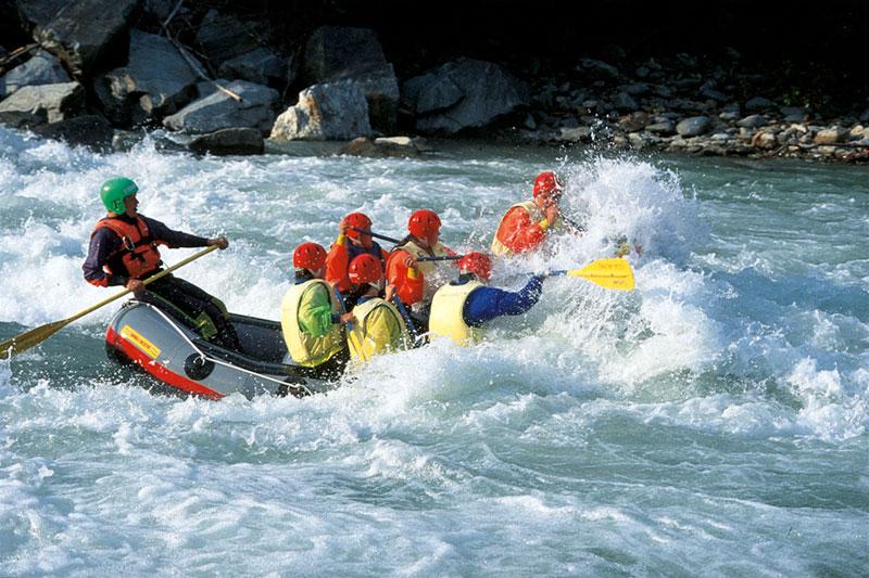 Wildwassereldorado Osttirol