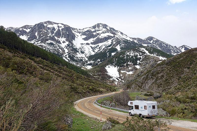 Camping ist Unabhängigkeit