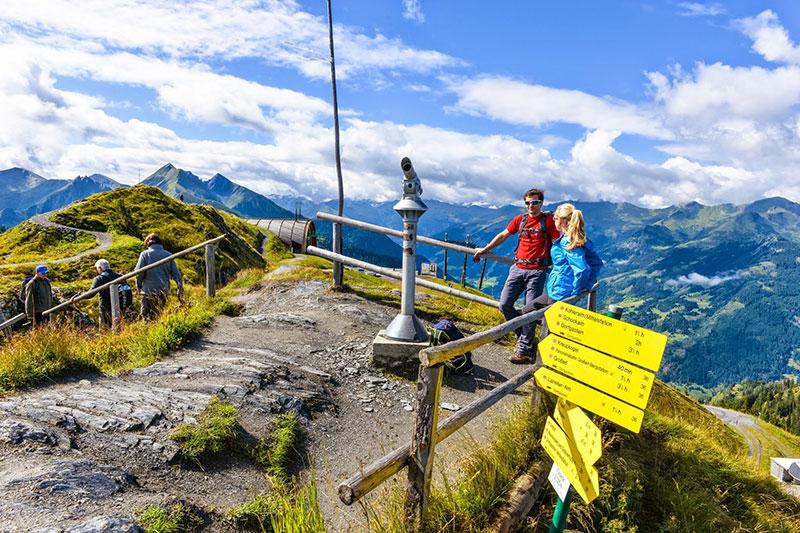 Sommerurlaub in Dorfgastein im Salzburger Land