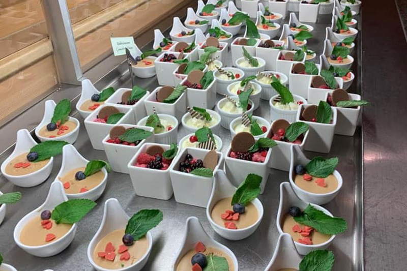 AlphotelTyrol | Mons Silva Chalets - Dessert