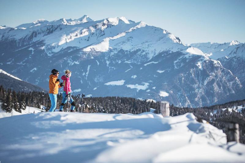 AlphotelTyrol-Schneeschuhwandern
