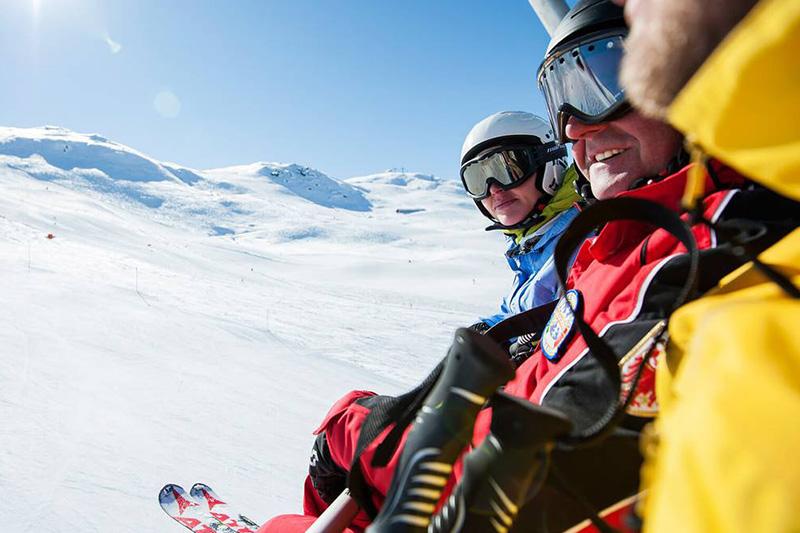 AlphotelTyrol | Mons Silva Chalets - Skiing