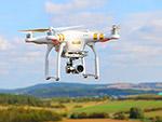 Urlaubsdoku mit dem Quadrocopter