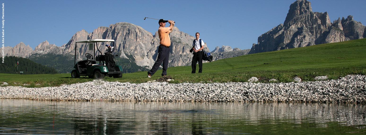 Golfurlaub Alpenjoyde