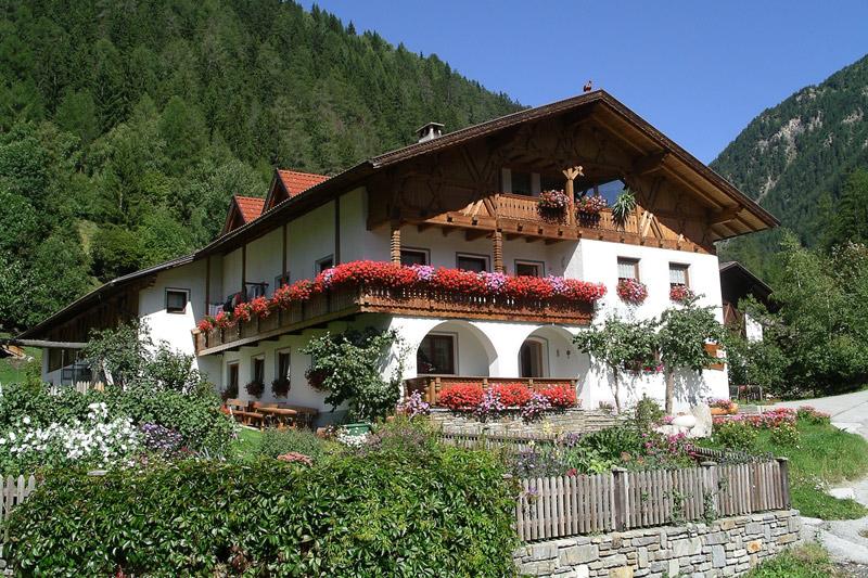 Sommerurlaub im Wanderbauernhof Bacherhof