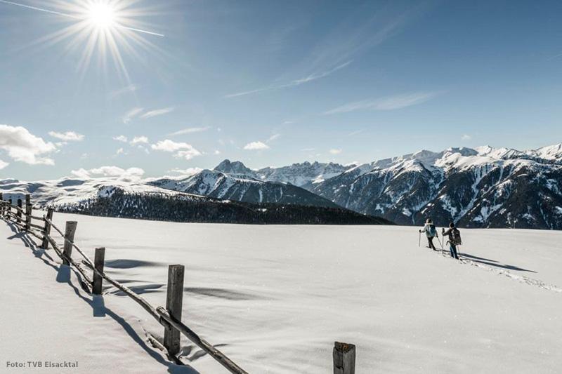 Die schönsten Winterwanderwege Eisacktal