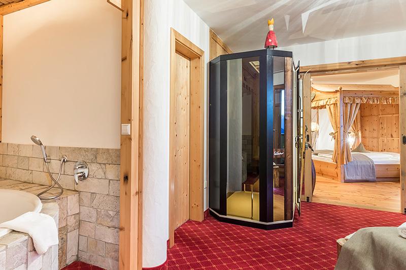 Königssuite 2-4 Personen auf 65 m²