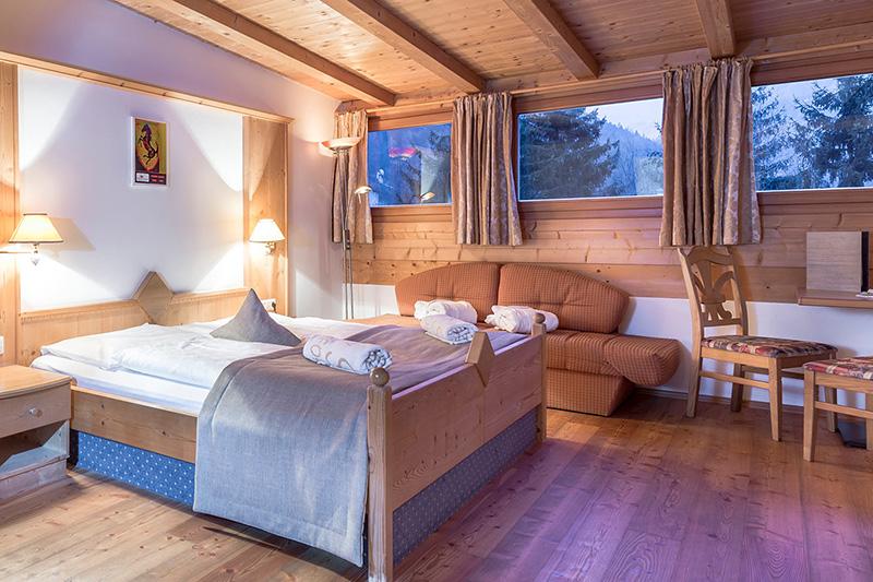 Ritterkammer für 2-5 Personen auf 45 m²