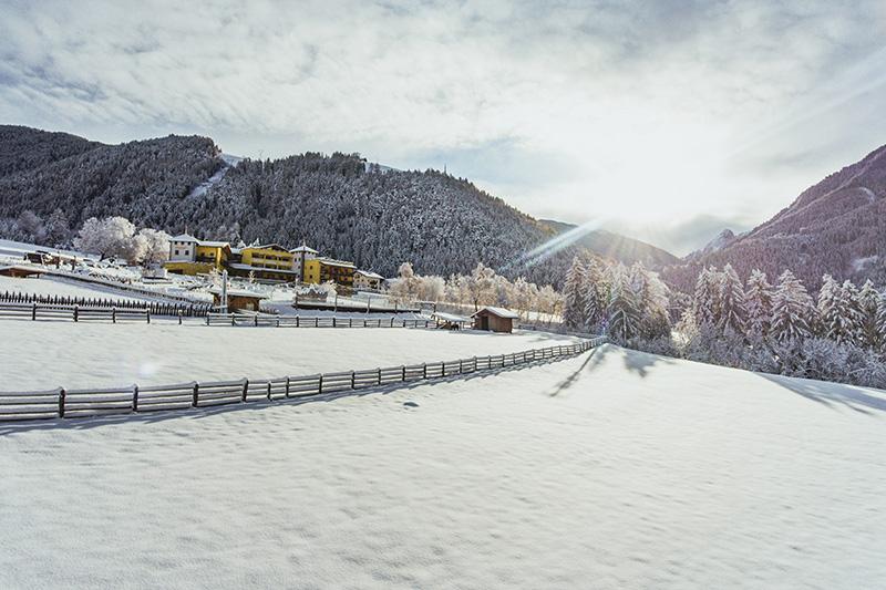 Winterurlaub im Vitalpina & Naturidyll Hotel Bergschlössl in Lüsen