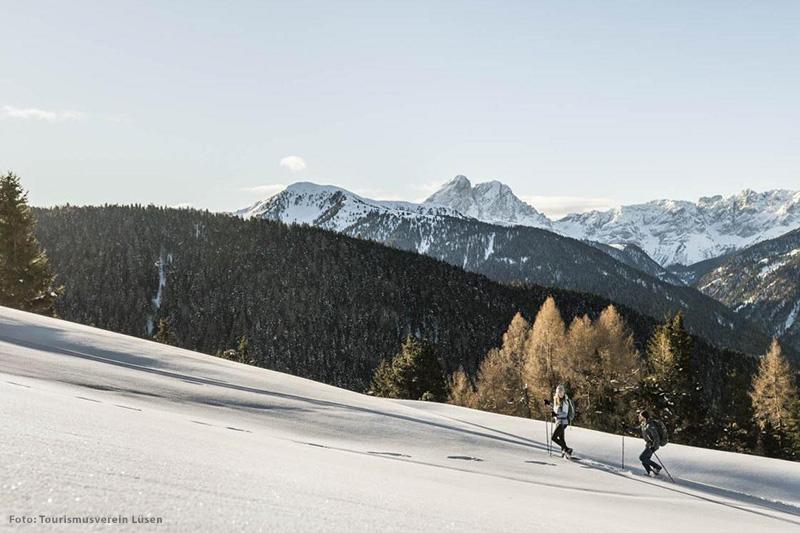 Lüsen - Das Wandertal in Südtirol - auch im Winter ideal zum Schneeschuhwandern