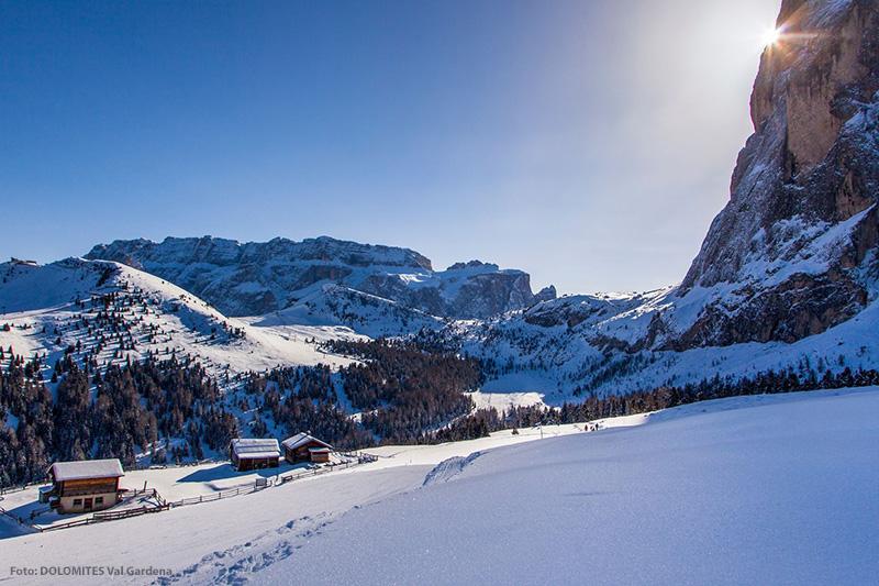 Winterurlaub im Skiparadies Gröden