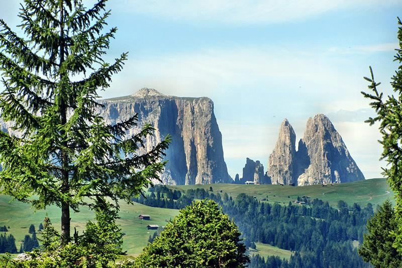 Die Dolomiten, wie sie sie noch nie gesehen haben