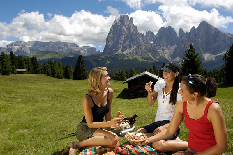 Genussurlaub in Südtirol