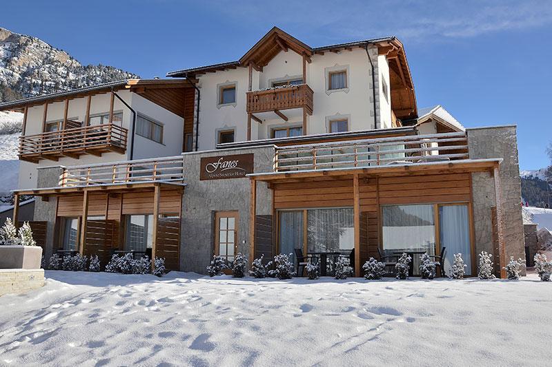 Winterurlaub im Fanes Alpine Superior Hotel in Wolkenstein (Gröden)