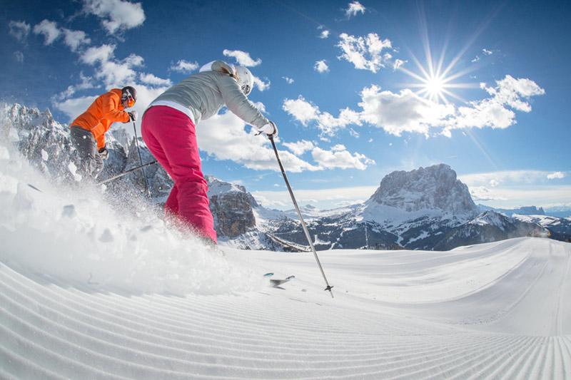 Skigebiet Dolomiti Superski